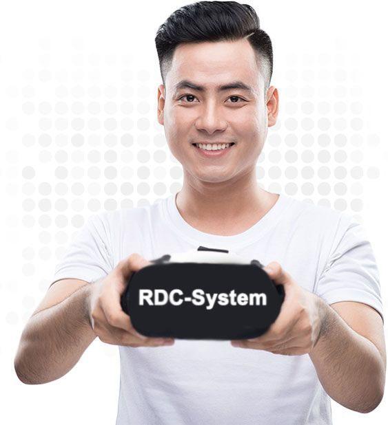 RDC Radon Detection and Control System